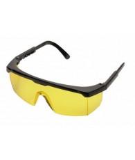 Védőszemüveg klasszikus sárga