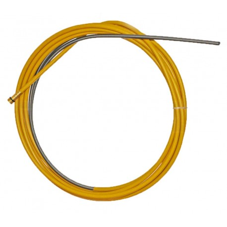 Huzalvezető spirál 5,0 fm sárga