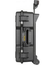Szerszámos koffer gurulós 5300x400x230 fekete Ceta Form