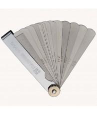 Hézagmérő 15lap 0,05-1,0mm /100mm Harden