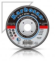 Vágókorong fémre 230x3,0 Karbosan