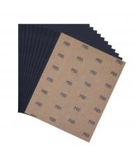 Csiszolópapír 230x280 mm SC80/120/240/400/800 10db/cs Harden