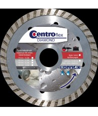 Gyémántvágótárcsa turbo 115 x7x22,23 Centroflex