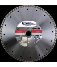 Gyémántvágótárcsa turbo 230 x7x22,23 Centroflex