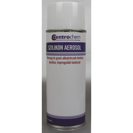 Szilikon spray 400 ml Centrochem