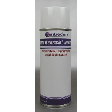Repedésvizsgáló rendszer előhívó fehér 400 ml Centrochem