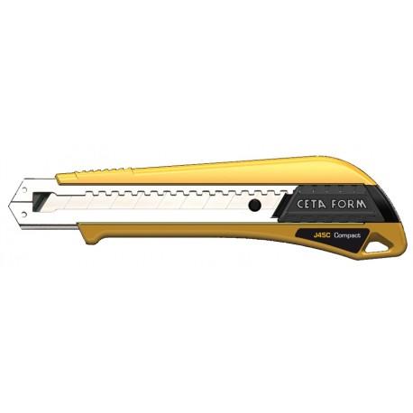 Kés 18mm fémmegvezetéssel Ceta Form