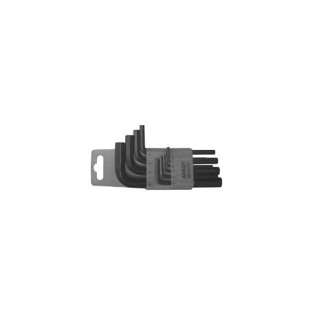 Imbuszkulcs készlet 10r. 1,5-12mm Arndt