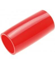 Dugókulcs védő piros 21mm színjelölt dugókulcshoz BGS