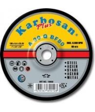 Tisztítókorong fém Plus 115x 6,4 Karbosan