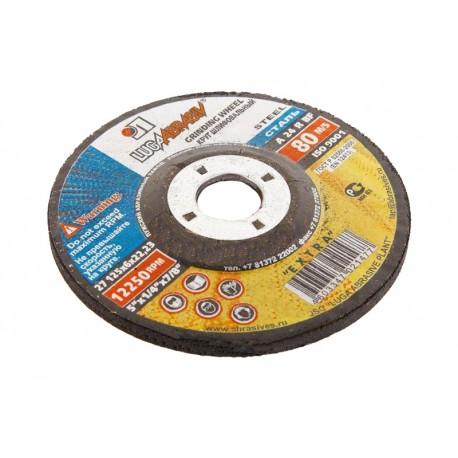 Tisztítókorong fémre 125x 6,0 LUGA Prémium
