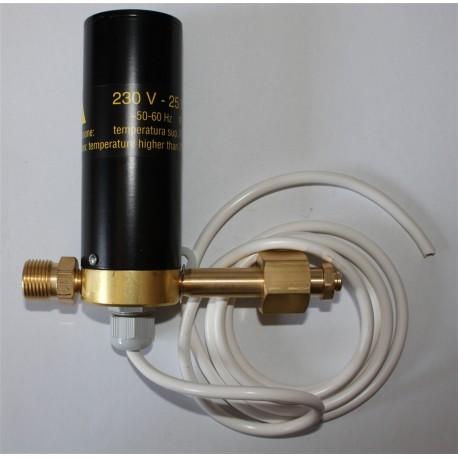 Előmelegítő 220 V Oxyturbo
