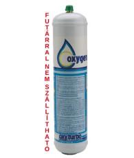Oxigén palack 110bár 12x1 Oxyturbo
