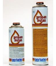 PropanButan gázpalack 210gr. Oxyturbo