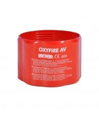 Gázlámpa műanyag háza alsó Oxyturbo
