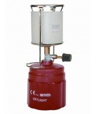 Gázlámpa, világító OXYLIGHT Oxyturbo