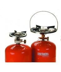 Gázfőző 22cm CAMPING FIRE M16x1,5 Oxyturbo