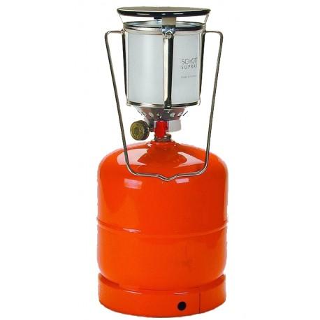 Gázlámpa 500W CAMPING LIGHT M16x1,5 Oxyturbo
