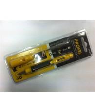 Csavarhúzó PH0/3,0x50mm PH1/4,0x50 mm Profel
