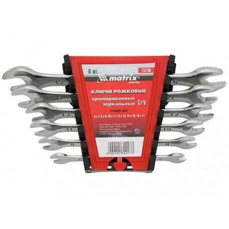 Villáskulcs készlet 6-32 10 részes műa. tartós MTX MASTER