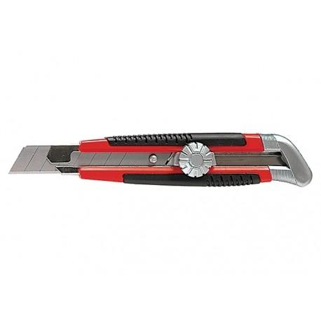 Kés 18mm fémmegvezetéssel műanyag MTX
