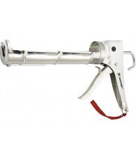 Tubuskinyomó 310ml félig zárt, 7mm fogazott tolószárral MTX