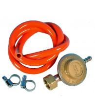 Nyomáscsökkentő PB 1-1,5kg/h állítható, tömlővel Centroweld
