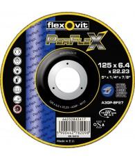 Tisztítókorong fémre 125x 6,4 Perflex