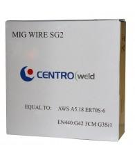 CO huzal SG2 /15kg-os/ CENTROWELD