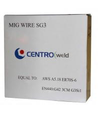 CO huzal SG3 /15kg-os/ CENTROWELD