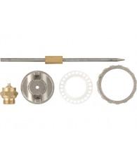 Javítókészlet szórópisztolyhoz: fej 1.5mm+tű+szórórész+fejrögzítő// MTX