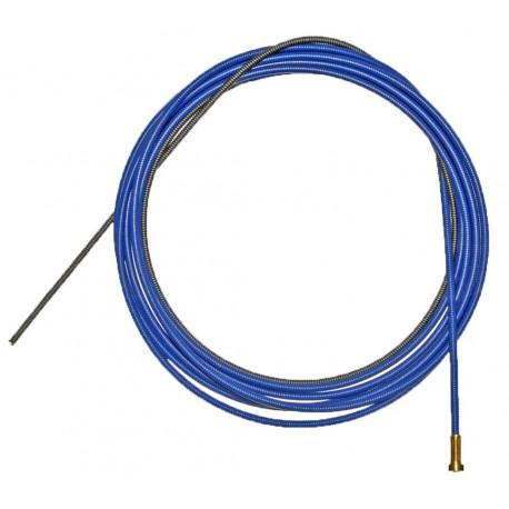 Huzalvezető spirál 0,6-0,9 3m-hez kék Centroweld