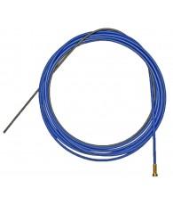 Huzalvezető spirál 0,6-0,9 5m-hez kék Centroweld