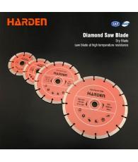 Gyémántvágótárcsa beton 125 x10,4x1,4x22 Harden