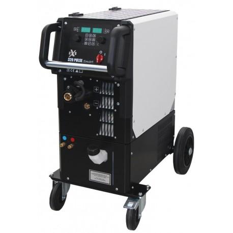 Hegesztőgép I-MIG 320-4 PULSE CW IQ LINE Centroweld
