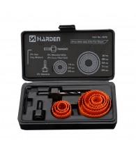 Körkivágó készlet 11r. 19-64mm Harden
