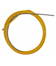 Huzalvezető spirál 1,4-1,6 5m-hez sárga Centroweld