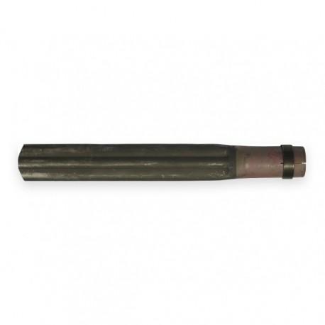 Gázterelő lapított- keskenyrés- hegesztő (NG) 150 mm