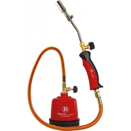 Gázlámpa, tömlős készlet Centrogas