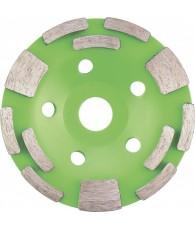 Gyémánt csiszolótárcsa beton 125 kombinált SIBRTEH