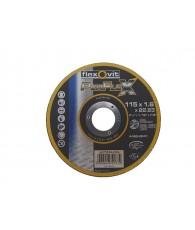 Vágókorong fémre INOX 115x1,0 Perflex